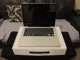 "Apple Macbook Pro 13"" 2011 4GB RAM 500GB HD"