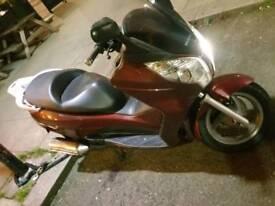 Honda swing 125cc 2010