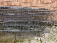 Rabbit-guinea pig run