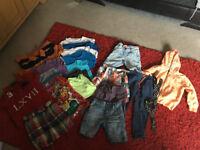 Boys Clothes 3-4 year bundle