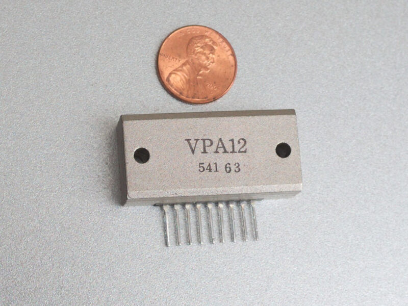 Sanyo VPA12 Video Output Amplifier IC