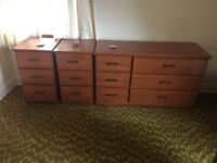Bedroom Furniture Set Perfect Condition