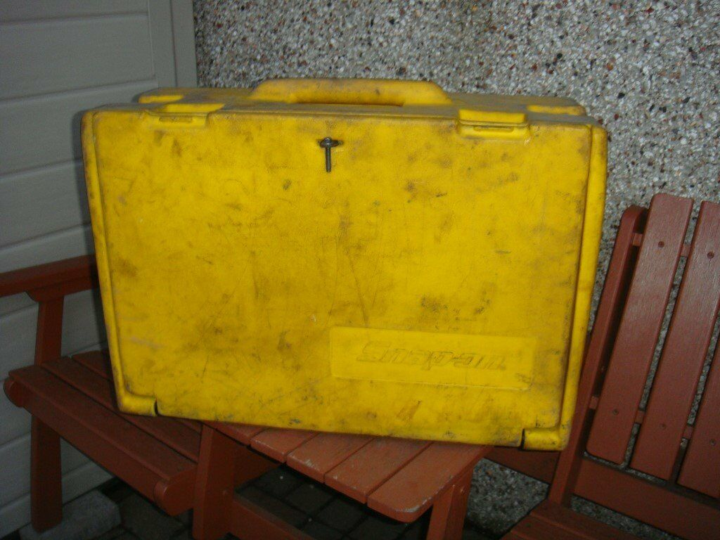 Snap On Van Box 5 Drawer Heavy Duty