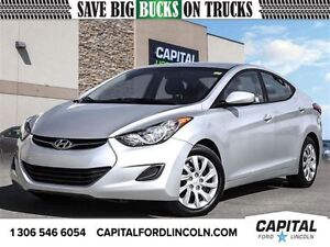 2013 Hyundai Elantra GL* Heated Seats * Bluetooth *