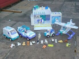 RSPCA Animal Hospital Toys for Sale, excellent condition