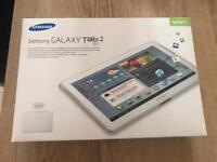 """Samsung galaxy Tab 2 10.1""""inch 16gb Wi-Fi"""