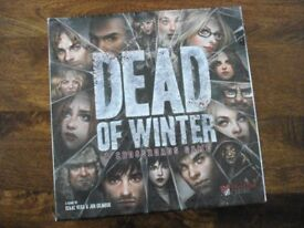 DEAD OF WINTER A CROSSROADS GAME by Plaid Hat Games - New & Sealed - UK seller