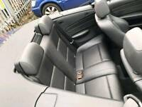 BMW E88 leather seats