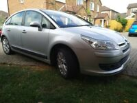 2008 Citroen C4 VTR+ Full Optional - FSH - 1 Year MOT - Great comfortable car