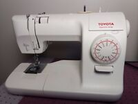 Not used, fully works Toyota Sp10 Sewing Machine