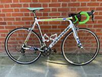 Cannondale Supersix Evo full carbon road bike full shimano 105 groupset