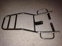 Vespa PX / T5 / LML Star rear rack - TSR London