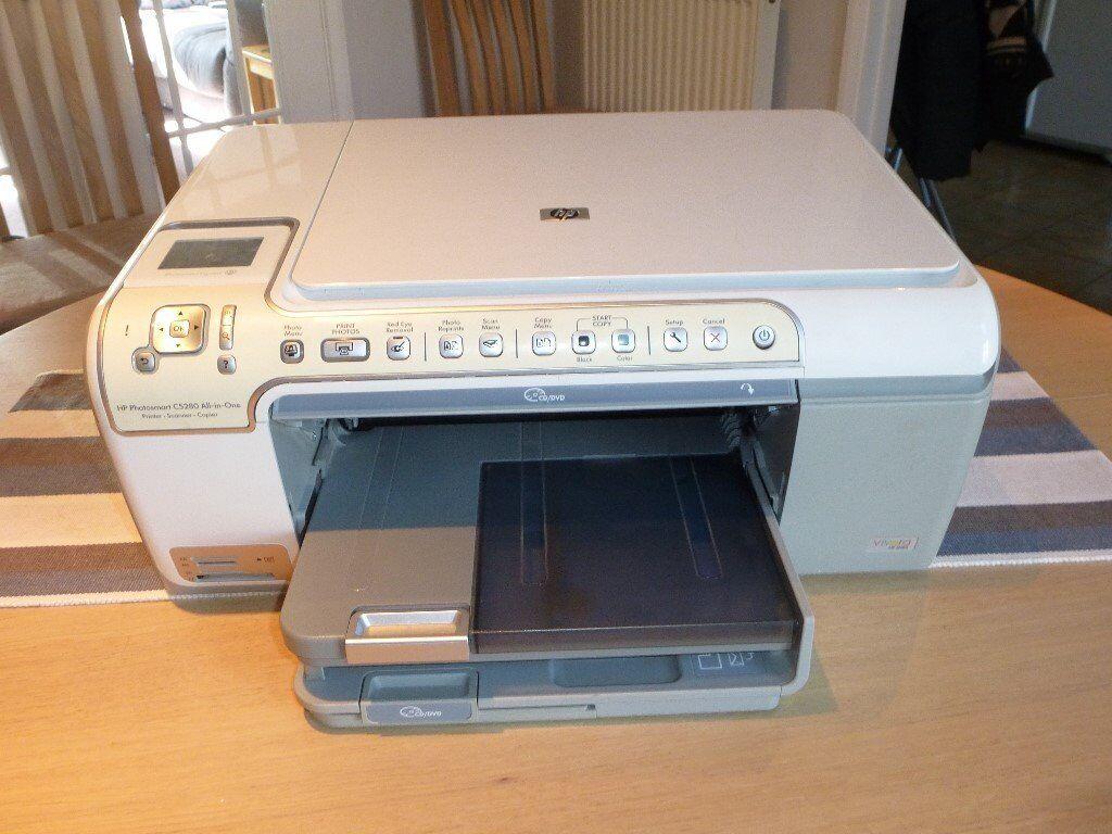 HP Photosmart C5280 All-in-one printer/scanner/copier