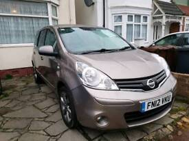 2012 Nissan Note 1.5 DCi N-TEC Manual Diesel