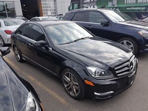 2014 Mercedes-Benz C300 4matic Sedan **Nouvel Arrivage**