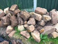 FREE Rockery Stone Landscaping