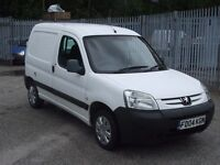 "PEUGEOT PARTNER 600 LD Van 1.9Ltr Diesel ""MOT END MAY 2018"""