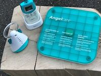 **Sold** Angelcare Movement & sound baby monitor