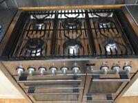 Neff 100cm dual fuel range cooker