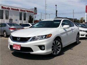 2014 Honda Accord Coupe EX-L w/Navi - Leather - Roof