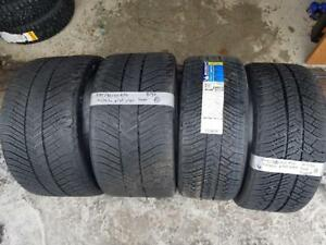 245/35/20 295/30/20 kit staggered Michelin Pilot Alpin Presque Neuf