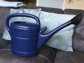Blue watering Can 10L