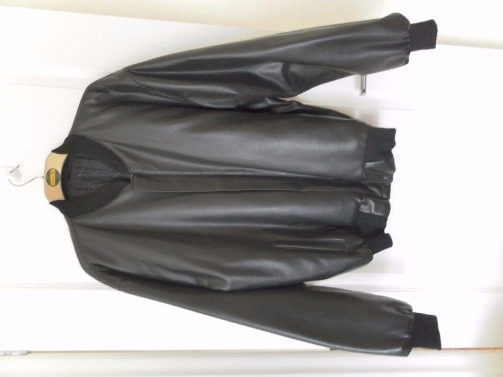 Leather coat, leather jacket, Italian jacket