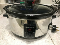 Morphy Richards 3.5L Slow Cooker for Sale - £10!