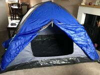 Camping equipment for sale- tent, cooker and air bed
