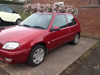 Saxo 1.1. 39390 miles. Selling due to buying my wife a new car