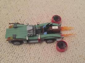 Lego Custom Car