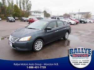 2013 Nissan Sentra SV! ONLY 61K! Trade-In! Save!