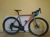 Cube Disc Road Bike Ultegra