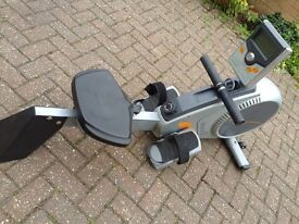 Bremshey arrow ambition rowing machine, excellent condition, retailed at £349.00