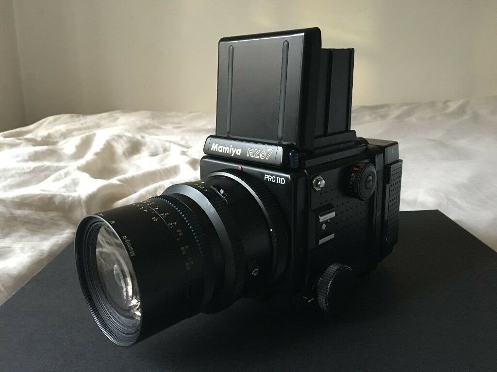 Rare Mamiya RZ67 Pro II D Kit - includes Pro II D body, 65mm F4 floating  element lens +120 film back | in Victoria Park, London | Gumtree