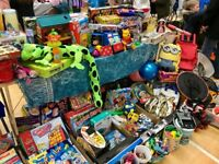 Kids Community Car Boot Sale - SUN 29TH APRIL, DUKINFIELD
