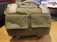 National Geographic Earth Explorer Midi Messenger (NG2346)