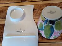 Villeroy and Boch cup and saucer