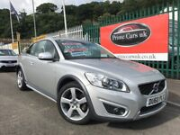 2010 (60 reg) Volvo C30 2.0 D SE 2dr Turbo Diesel 6 Speed Manual Coupe