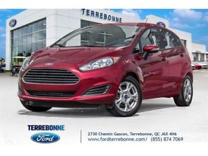2015 Ford Fiesta SE hatch back groupe hiver
