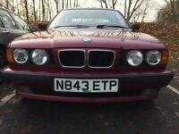 Bmw e34 520i,Low mileage, great condition.