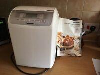 Panasonic bread making machine