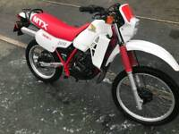 Honda mtx 1989 2stroke classic