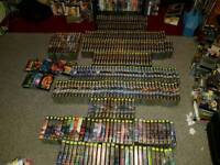 Vintage star trek vhs collection only 10 pounds.m