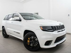 2018 Jeep Grand Cherokee TRACKHAWK SRT 4X4 *SUPERCHARGED* RABAIS