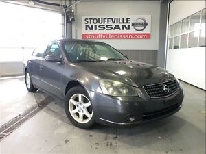 Nissan Altima 2.5 sl leather and sunroof 2005