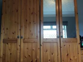 Schrieber solid wood