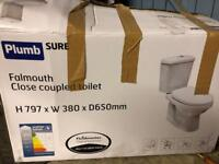 Falmouth (b&q) -toilet - never used and still boxed