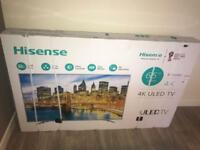 Hisense 65 inch TV - Brand New and sealed uLED TV