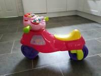 VTech 2 in 1 Trike to Bike Pink